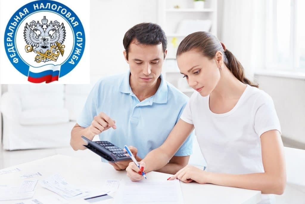 Интерактивный интернет-сервис Федеральной налоговой службы